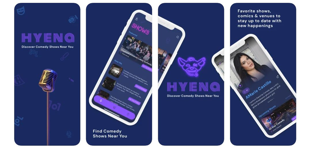 Hyena – Your Comedy Go-To