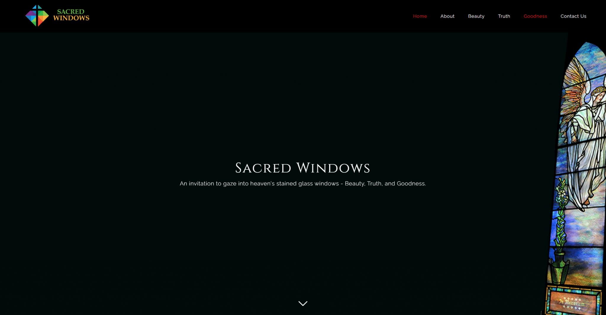sacredwindows.com