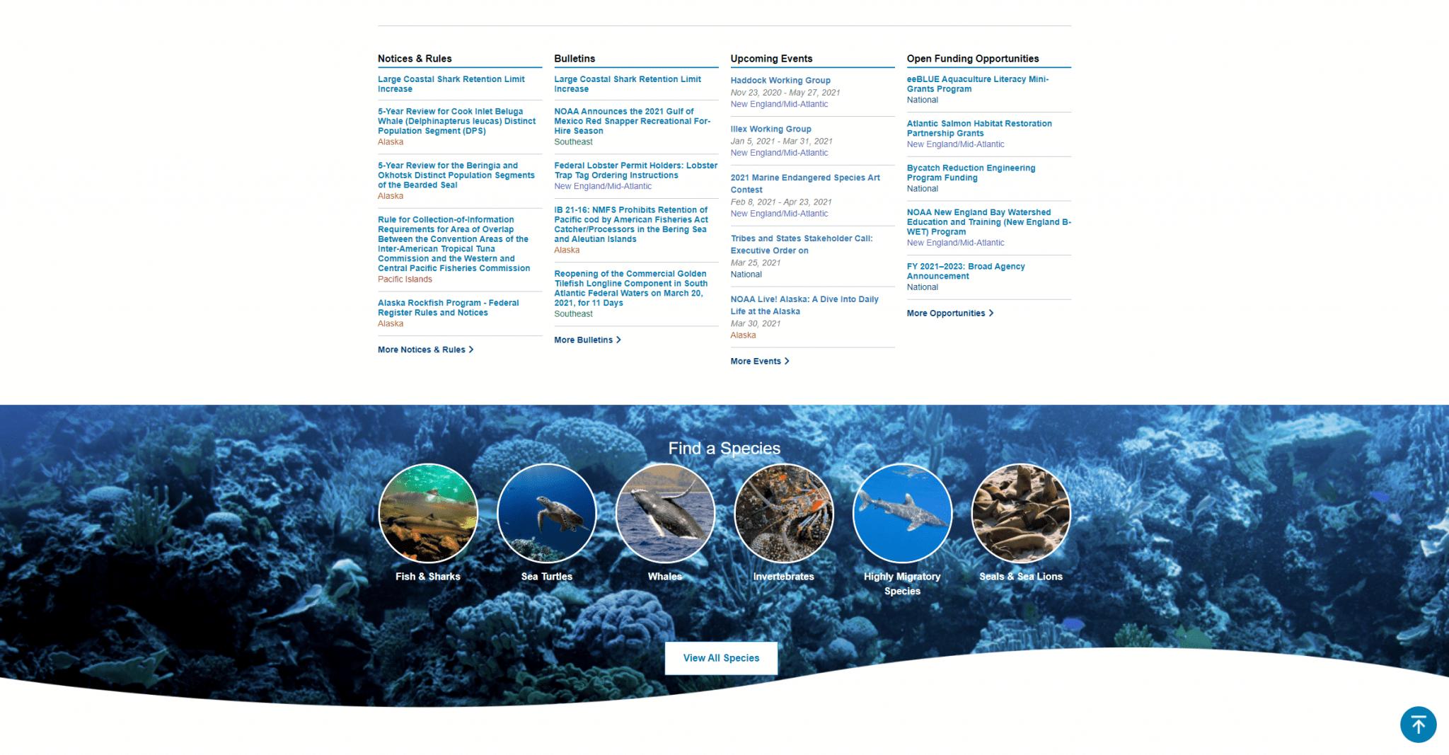 https___www.fisheries.noaa.gov_ Welcome to NOAA – NOAA Fisheries_002