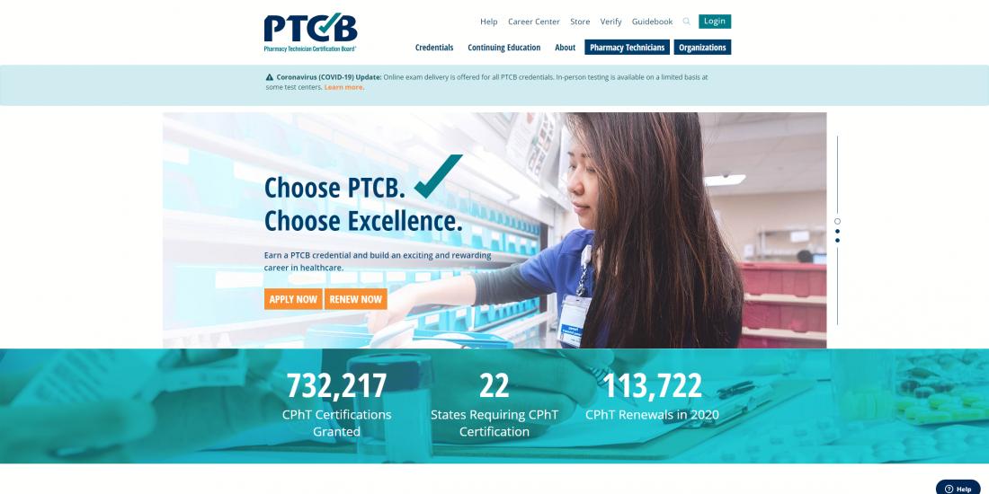 www.ptcb.org
