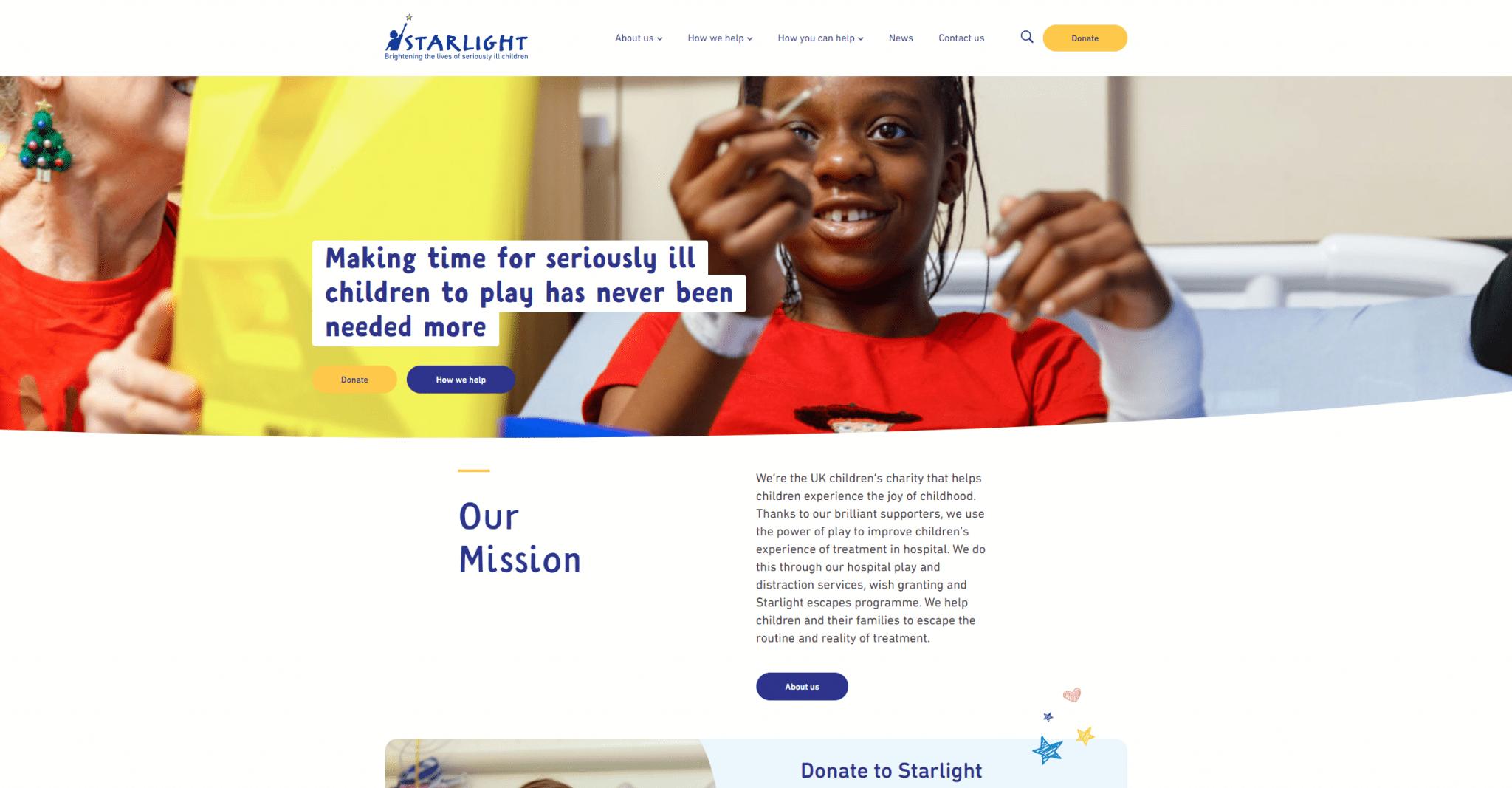 www.starlight.org.uk