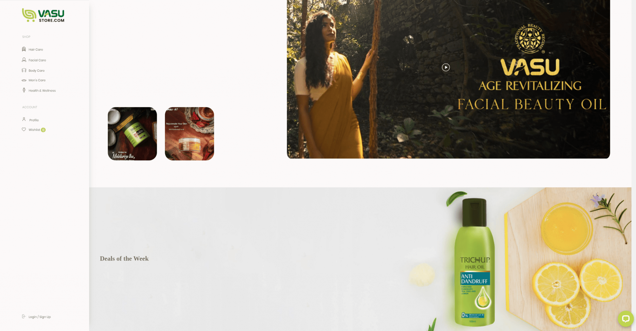 https___www.vasustore.com_ Best Ayurvedic Hair Oil, Herbal Shampoo, Skin Care & More_002