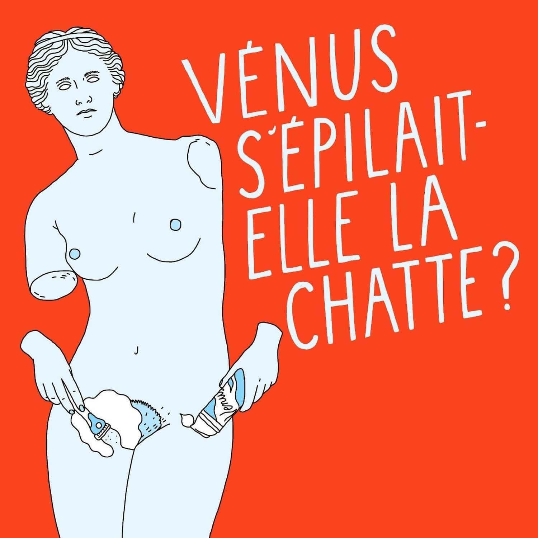 Vénus s'épilait-elle la chatte?