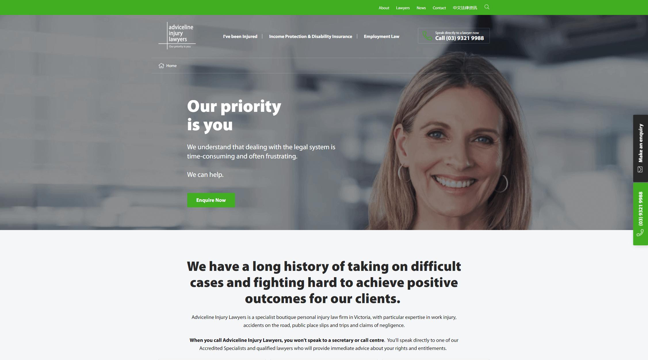 advicelineinjurylawyers.com.au