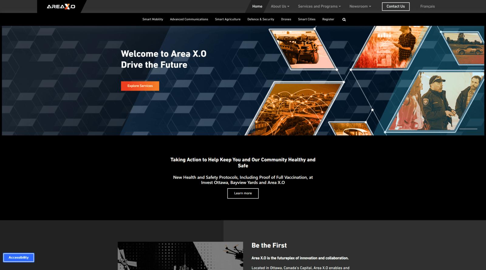 areaxo.com