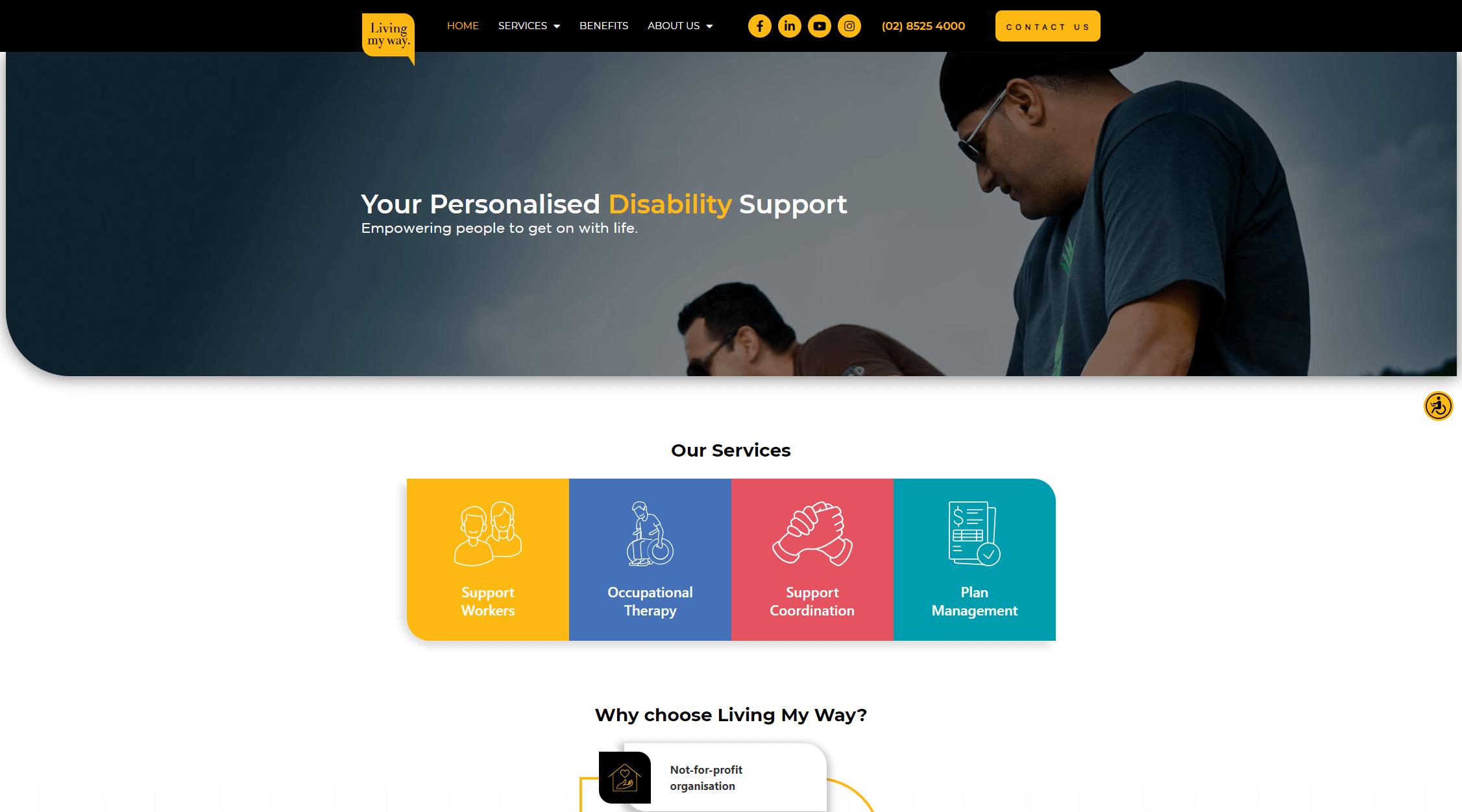 livingmyway.org.au