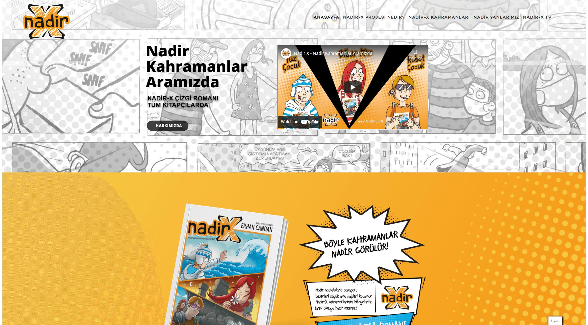 nadirx.com
