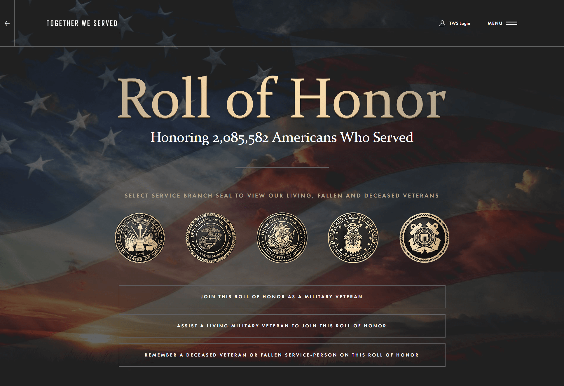 rollofhonor.togetherweserved.com-1
