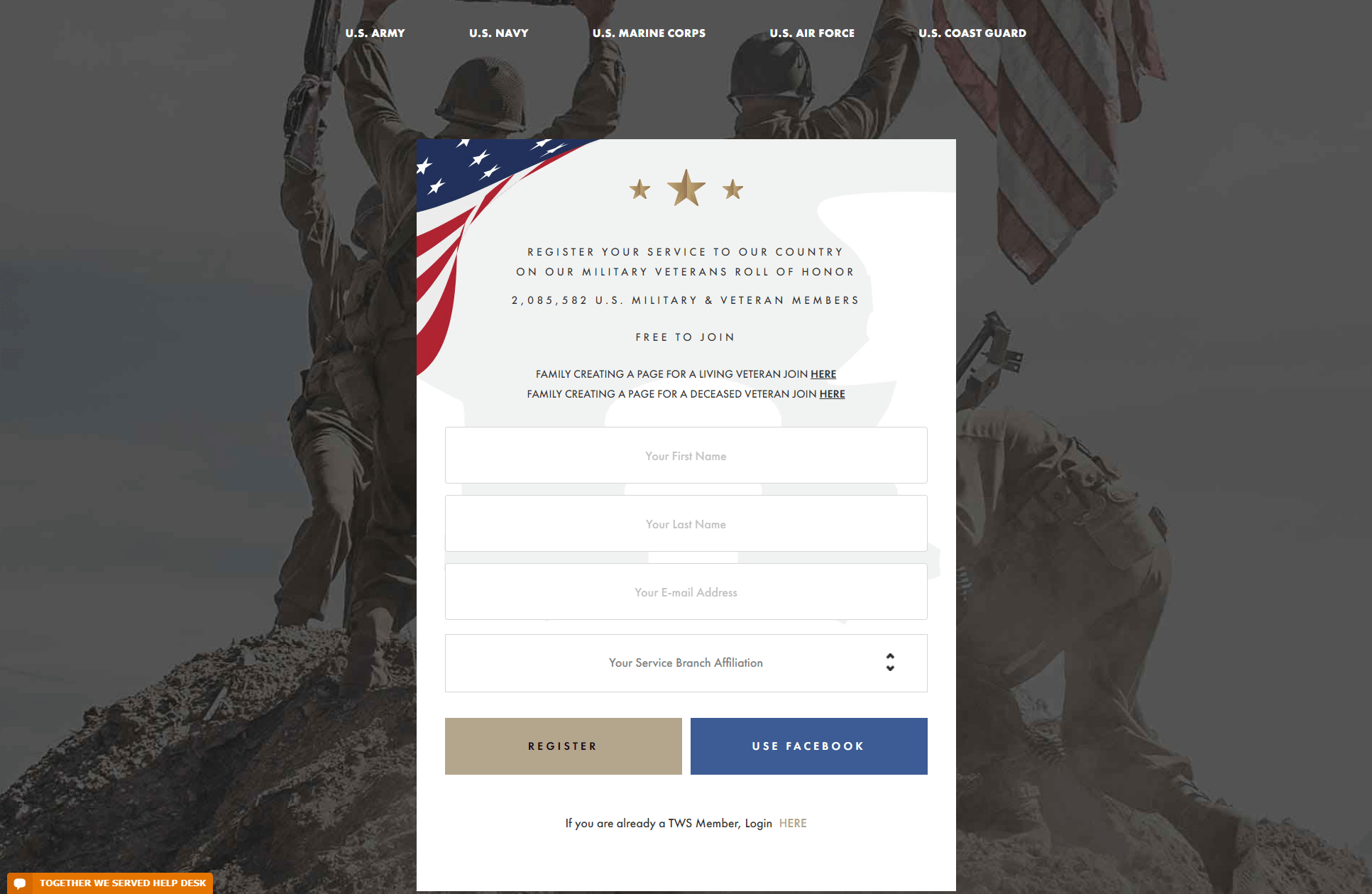 rollofhonor.togetherweserved.com-2