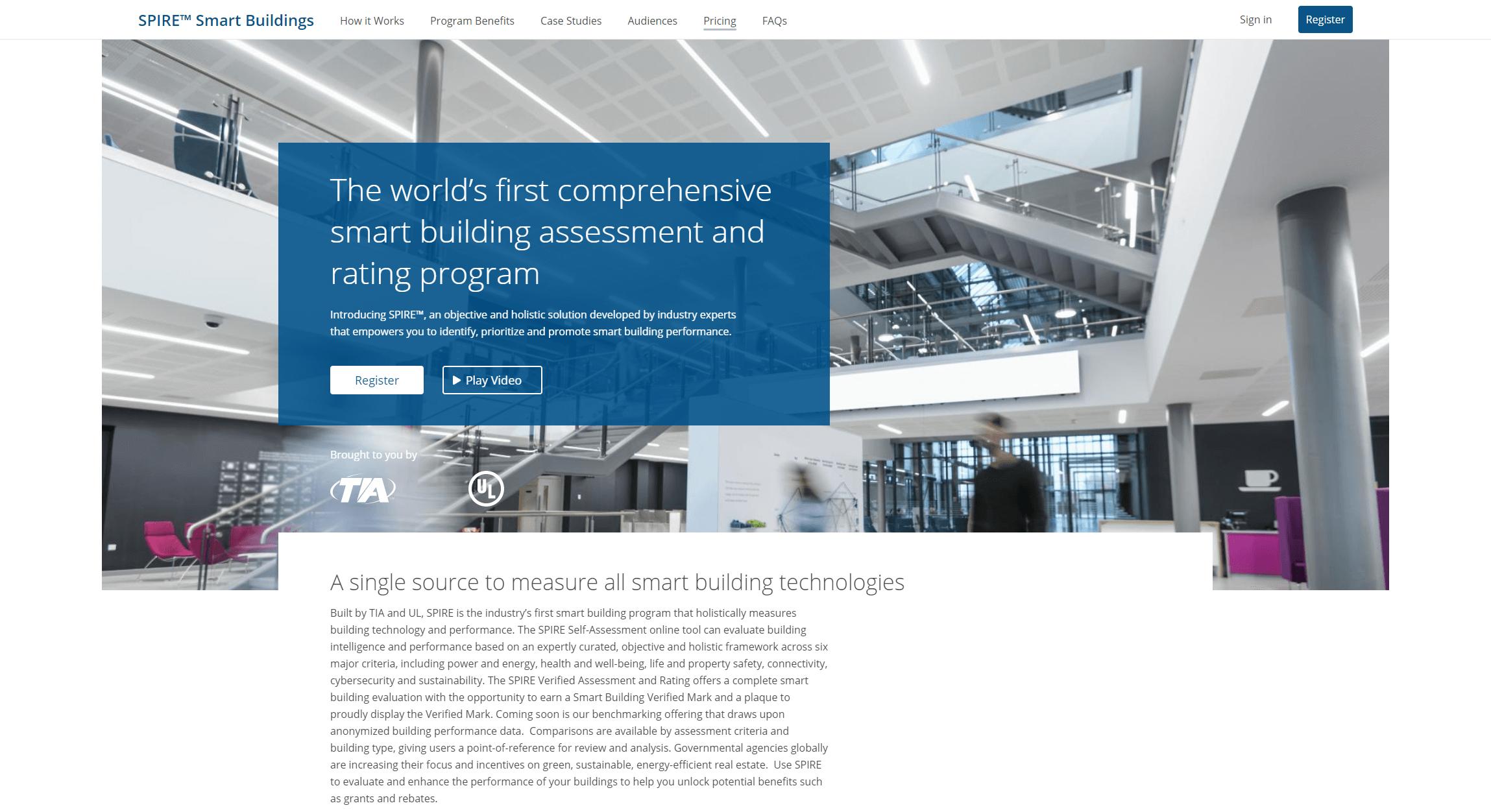 spiresmartbuildings.ul.com