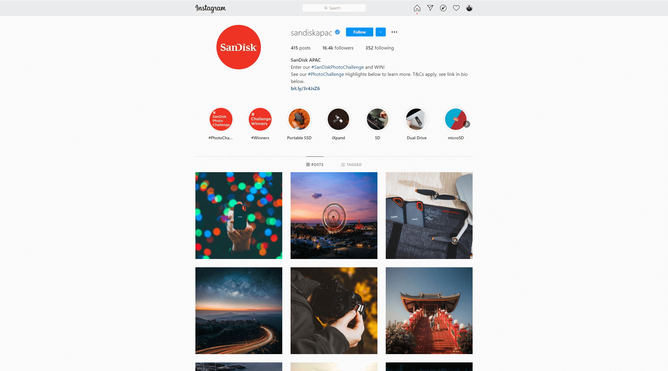 www.instagram.com-sandisk