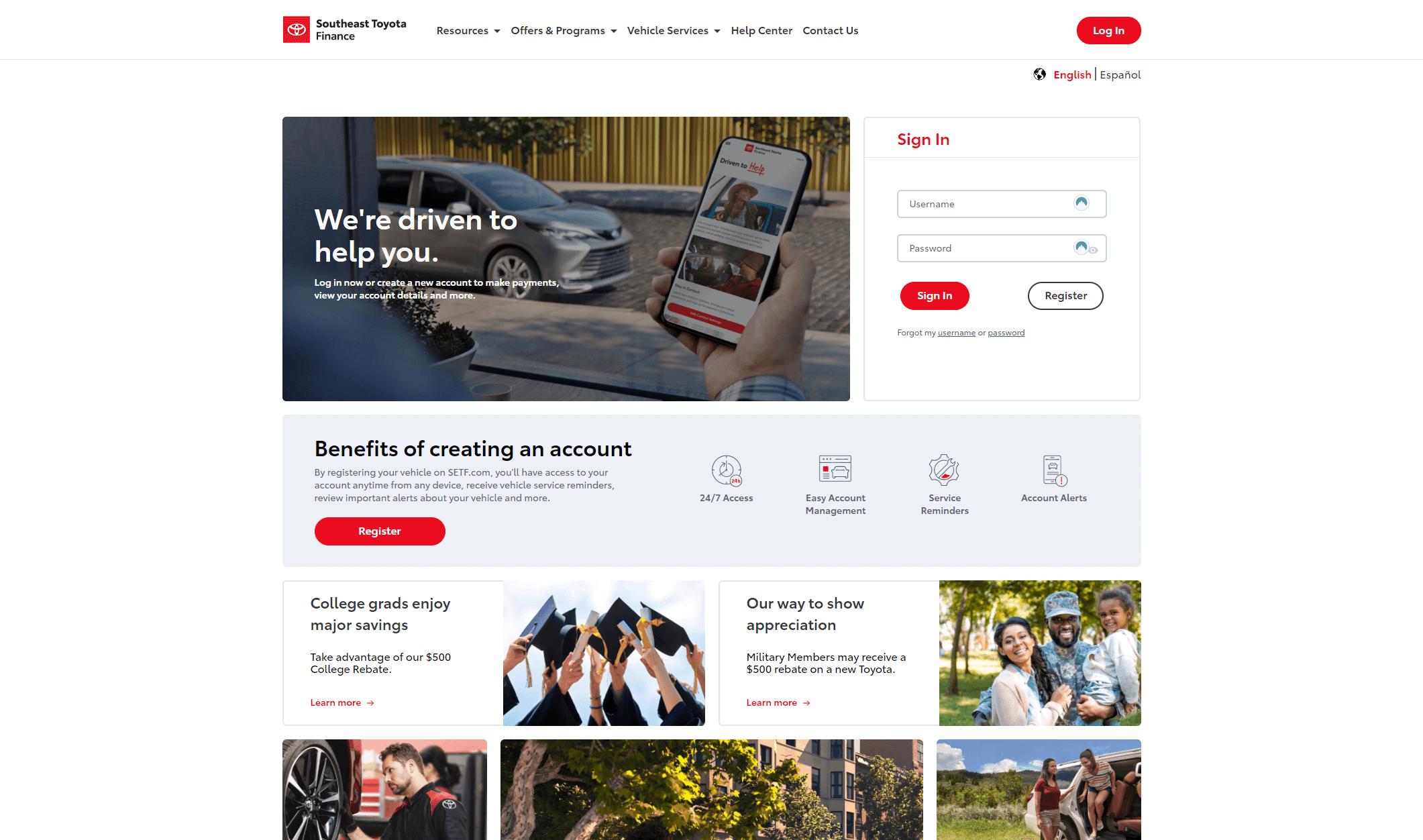 www.setf.com