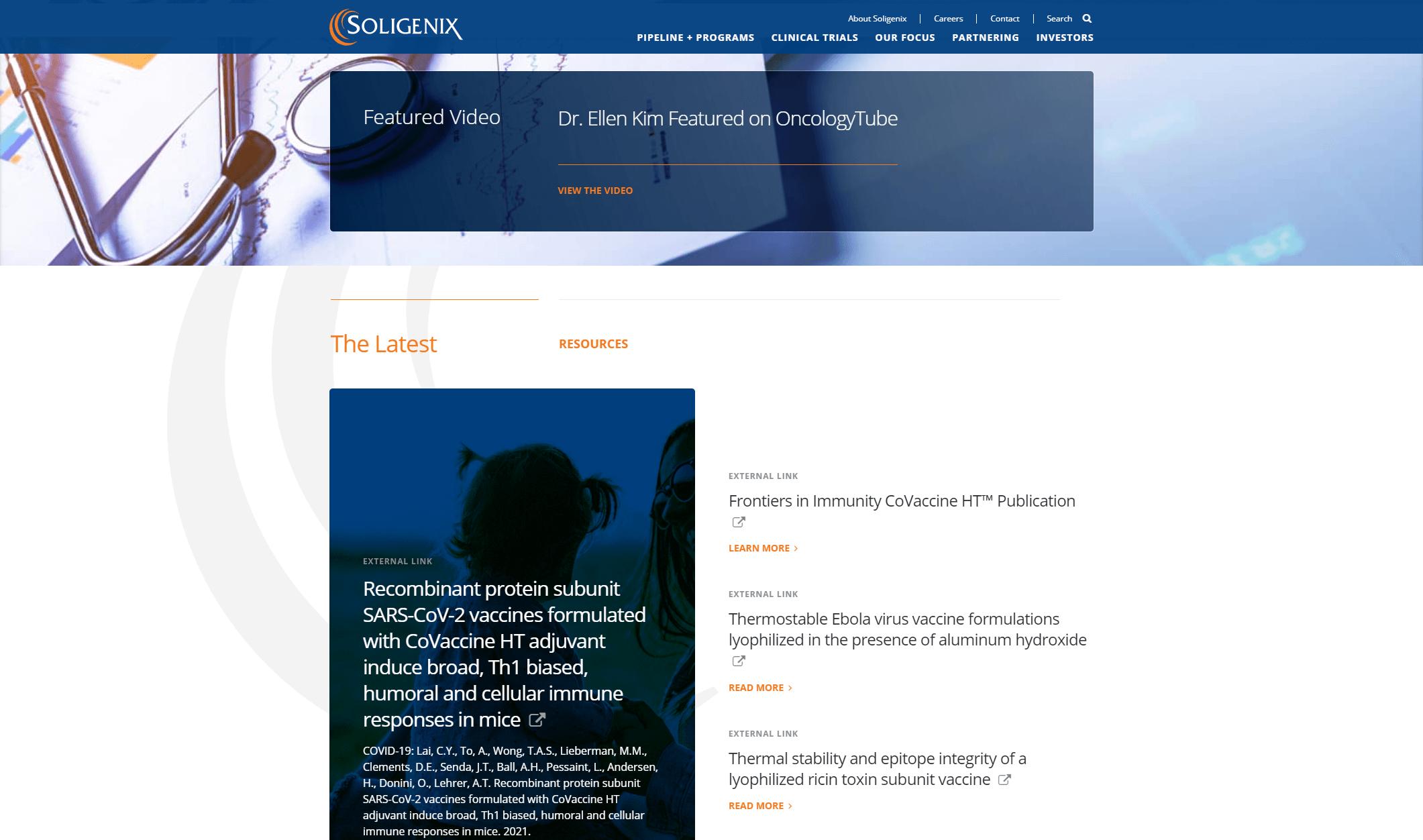 www.soligenix.com-2